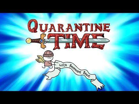 Quarantine Time (Adventure Time Parody)