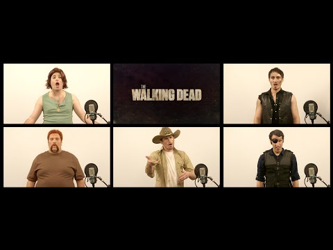 THE WALKING DEAD THEME SONG ACAPELLA