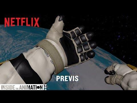 LOVE DEATH + ROBOTS | Inside the Animation: Helping Hand | Netflix