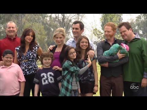 A Modern Farewell HD (Part 1)| Modern Family Series Finale Documentary + Cast Interviews