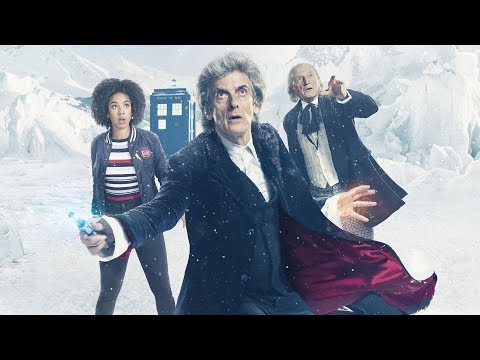 'Twice Upon A Time' Official Trailer | Doctor Who Christmas | Christmas Night @ 9/8c on BBC America