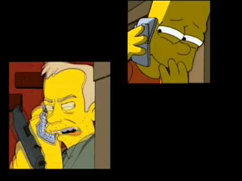 Jack Bauer on The Simpsons