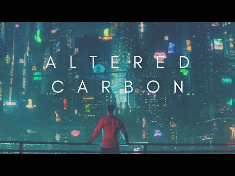 The Beauty Of Altered Carbon