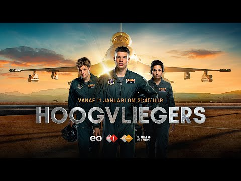 High-Flyers   Hoogvliegers   Official Trailer   English Subtitled   2020   NPO 1   NPO Start