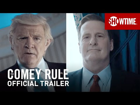 The Comey Rule (2020) Official Trailer   SHOWTIME Limited Series