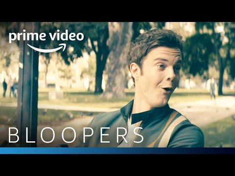 The Boys - Season 2 Bloopers   Prime Video