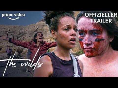 The Wilds | Offizieller Trailer | Prime Video DE