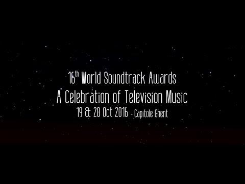 World Soundtrack Awards 2016: Composed for Television - Trailer