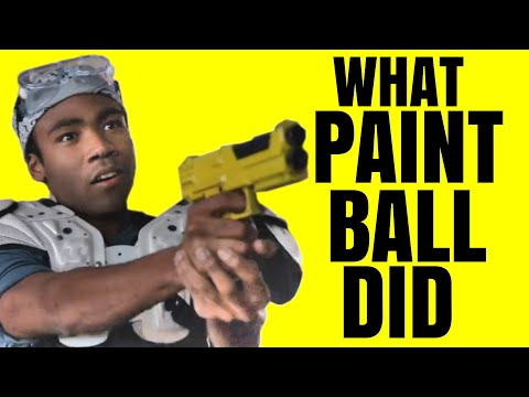Community: How Paintball Changed Everything