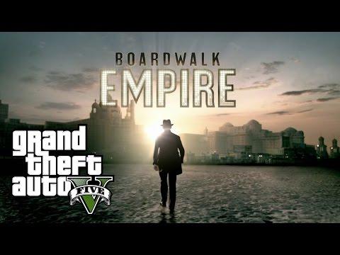 Boardwalk Empire | GTA 5 Reenactment | Boardwalk Empire Intro