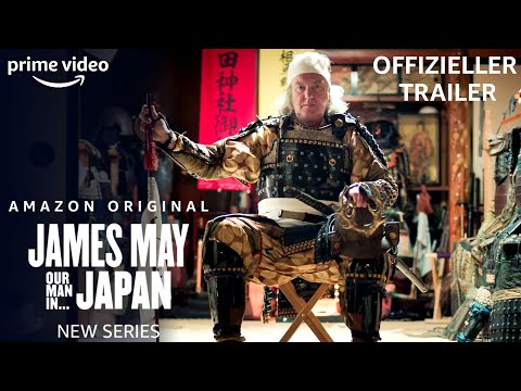 Sushi und Sumo mit James May   James May: Our Man in Japan   Offizieller Trailer   Prime Video DE
