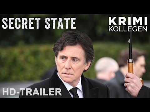 SECRET STATE - Trailer deutsch [HD] || KrimiKollegen