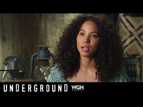 "WGN America's Underground ""First Look"""