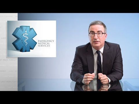 Emergency Medical Services: Last Week Tonight with John Oliver (HBO)