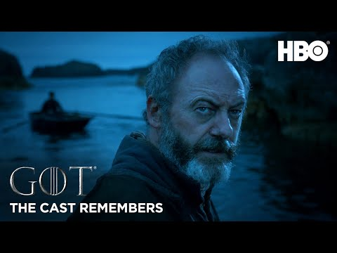 The Cast Remembers: Liam Cunningham on Playing Davos Seaworth   Game of Thrones: Season 8 (HBO)