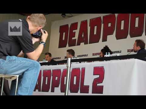 Deadpool 2 –Press Tour 2018 Berlin © sAWE.tv