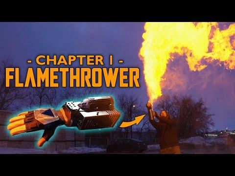 Mandalorian FLAMETHROWER (HACKLORIAN: Chapter 1)