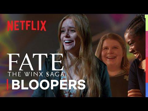 Fate: The Winx Saga | Season 1 Outtakes & Bloopers | Netflix