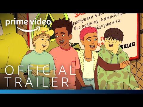 Fairfax Season 1 – Official Trailer   October 29   Prime Video