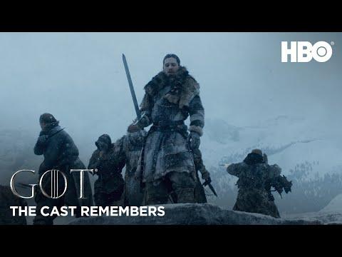 The Cast Remembers: Kit Harington on Playing Jon Snow   Game of Thrones: Season 8 (HBO)