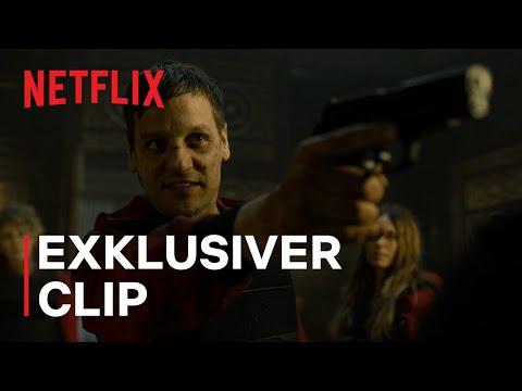 Haus des Geldes: Teil 5 – Ausgabe 2   Exklusiver Clip   Netflix