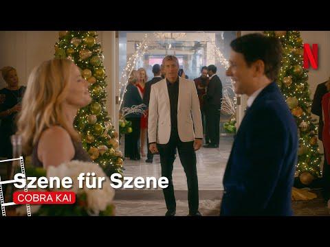 Ralph Macchio und William Zabka über ihre Reunion-Szene in der 3. Staffel von Cobra Kai  Netflix