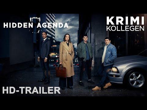 HIDDEN AGENDA - Trailer deutsch [HD] || KrimiKollegen