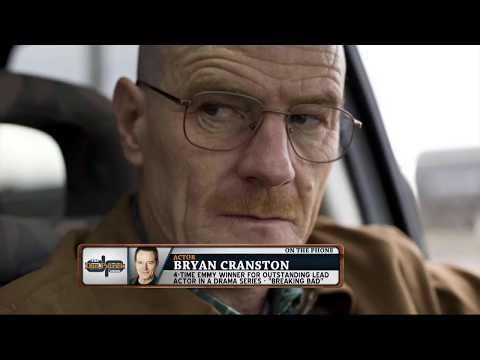 "Bryan Cranston Confirms ""Breaking Bad"" Movie Is Coming | The Dan Patrick Show | 11/7/18"