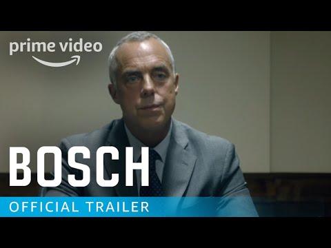 Bosch - Season 2 Official Trailer | Prime Video