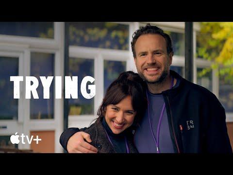 Trying — Season 2 Official Trailer   Apple TV+