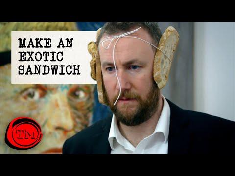 Make an Exotic Sandwich | Full Task | Taskmaster