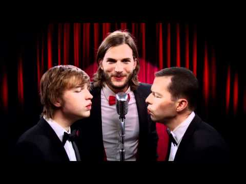 Two and a Half Men - Manly Men
