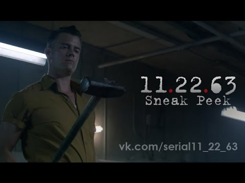 """""""Welcome to the Kill Floor"""" Official Sneak Peek 11.22.63"""