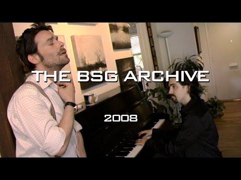 Bear Interviews the Cast [The BSG Archive - 2008]