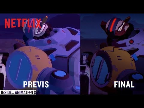 LOVE DEATH + ROBOTS | Inside the Animation: Blindspot | Netflix