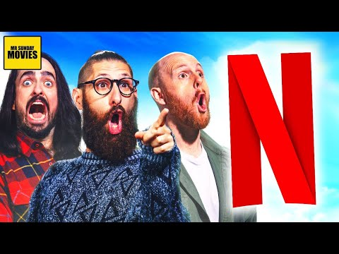 How To Pitch A Netflix Series (ft Aunty Donna)