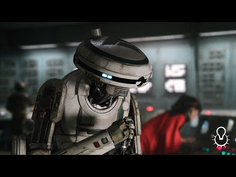 ILM Spotlight: Creating L3-37 for Solo: A Star Wars Story