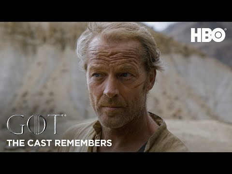 The Cast Remembers: Iain Glen on Playing Jorah Mormont   Game of Thrones: Season 8 (HBO)