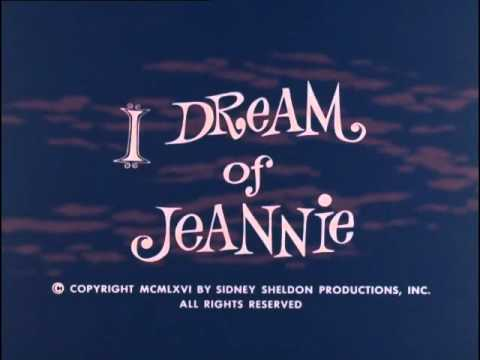 Bezaubernde Jeannie - Intro [HQ]