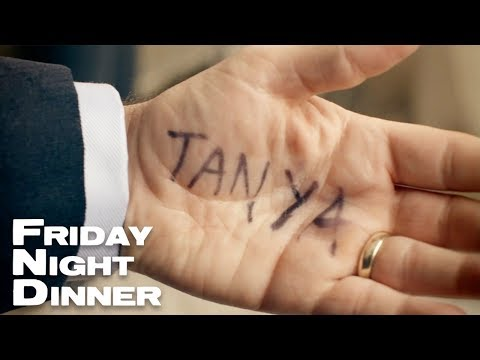 Meeting Tanya | Friday Night Dinner