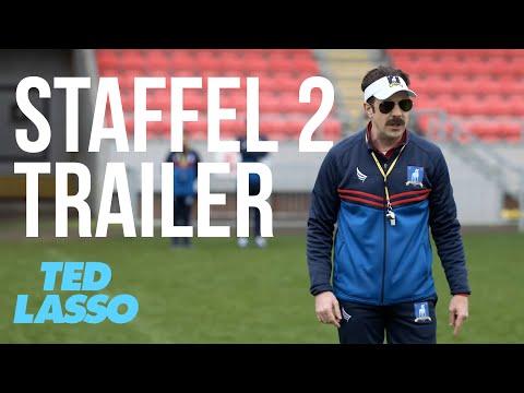 """""""Ted Lasso"""" Staffel 2 Trailer (Deutsch)"""