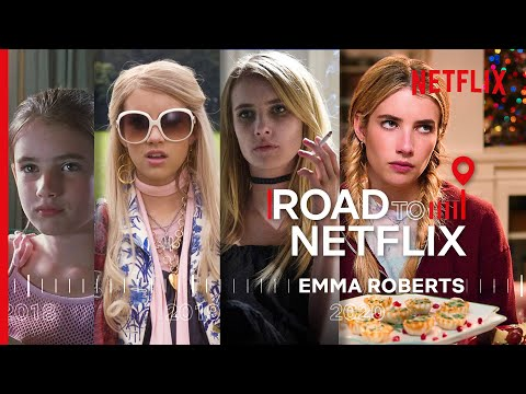 From Wild Child to Holidate: Emma Roberts' Career So Far