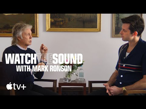 Watch the Sound With Mark Ronson — Official Trailer | Apple TV+