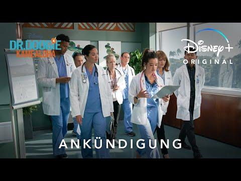 Dr. Doogie Kamealoha   Titelsequenz   Disney+