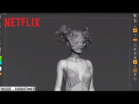 LOVE DEATH + ROBOTS | Inside the Animation: The Witness | Netflix