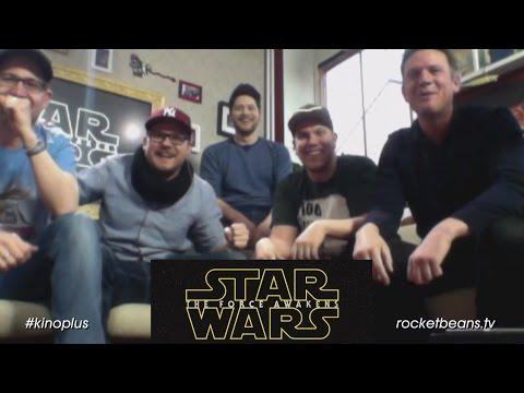 "Rocket Beans TV reagiert auf den ""Star Wars: The Force Awakens"" Teaser 2"