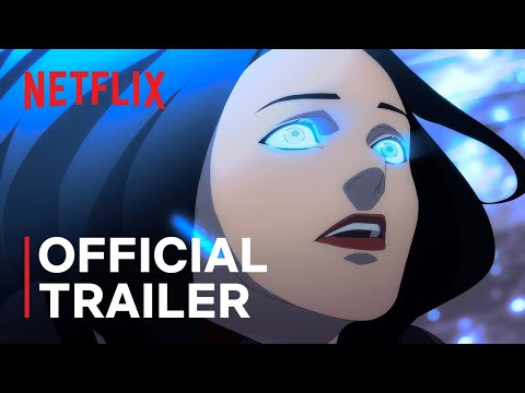 The Witcher: Nightmare of the Wolf   Official Trailer   Netflix