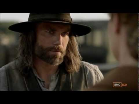 """Hell On Wheels - Cullen & Lily Talk About Durant """"You're better with me"""""""
