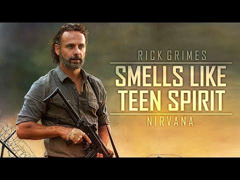Rick Grimes Tribute || Smells Like Teen Spirit [TWD]