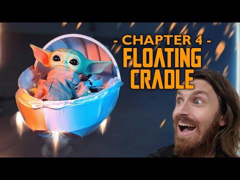Grogu's Floating Cradle! (HACKLORIAN: Chapter 4)
